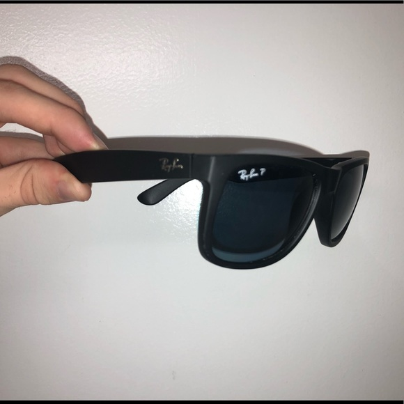 44caebdcd4 Ray-Ban Justin Classic polarized sunglasses